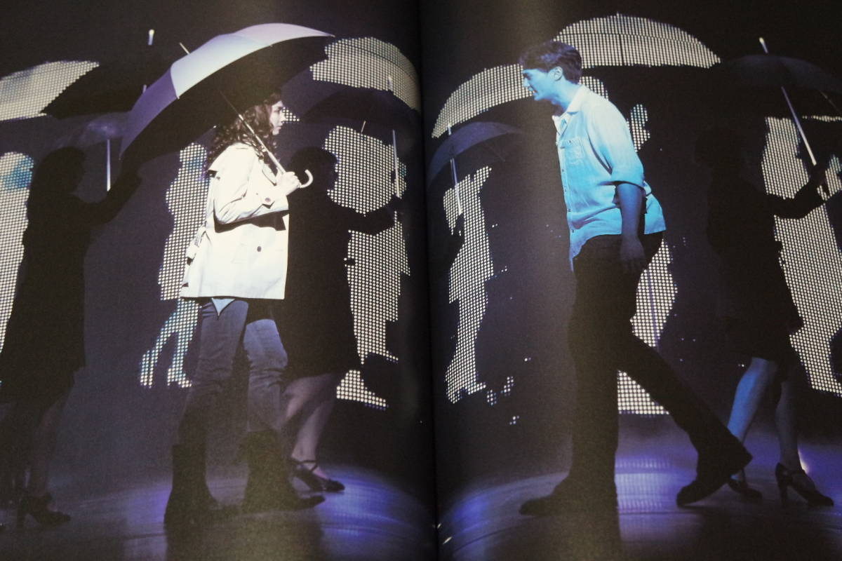 573 国内発送 即納★チュウォン キム・ウヒョン アイビー★韓国ミュージカル「ゴースト」(GHOST)劇場パンフレット、大型フライヤー_画像8
