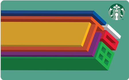 558 国内発送 即納★スターバックス スタバ★韓国スタバ 福 新年 カード 2021 スタバカード バーコード式 海外_画像2