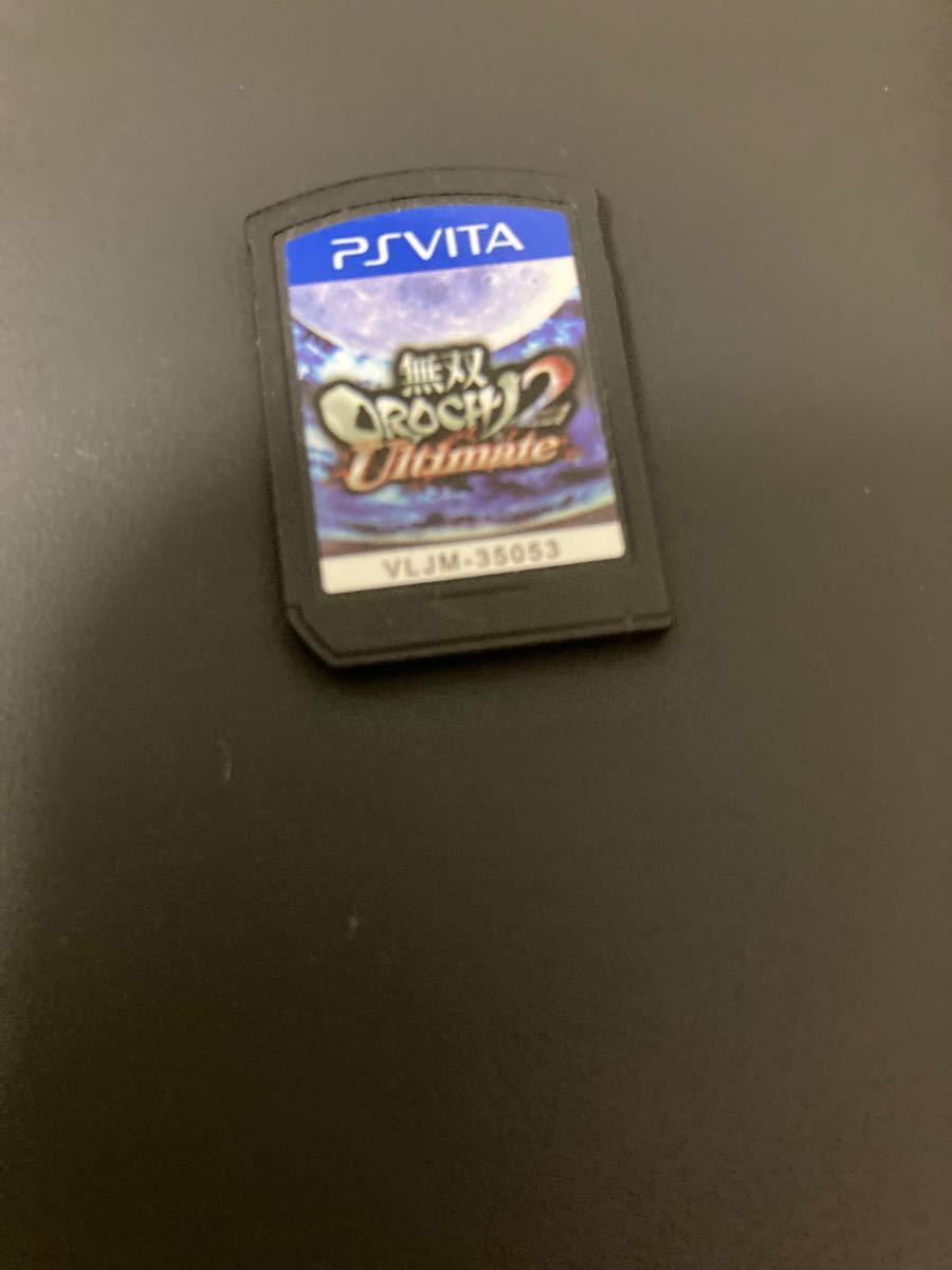 PS Vita 無双 orochi 2 PSVITAソフト