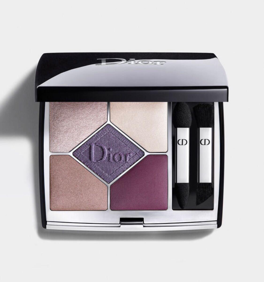 Dior アイシャドウ ディオール サンク クルール クチュール