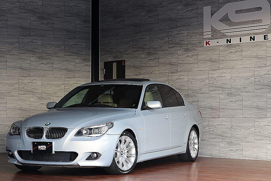 「【 特別限定・individualカラー / 走行3 . 4万Km 】 2006y/BMW 525i /25th Anniversary Edition 専用装備」の画像1