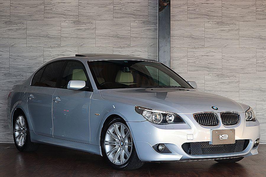 「【 特別限定・individualカラー / 走行3 . 4万Km 】 2006y/BMW 525i /25th Anniversary Edition 専用装備」の画像3