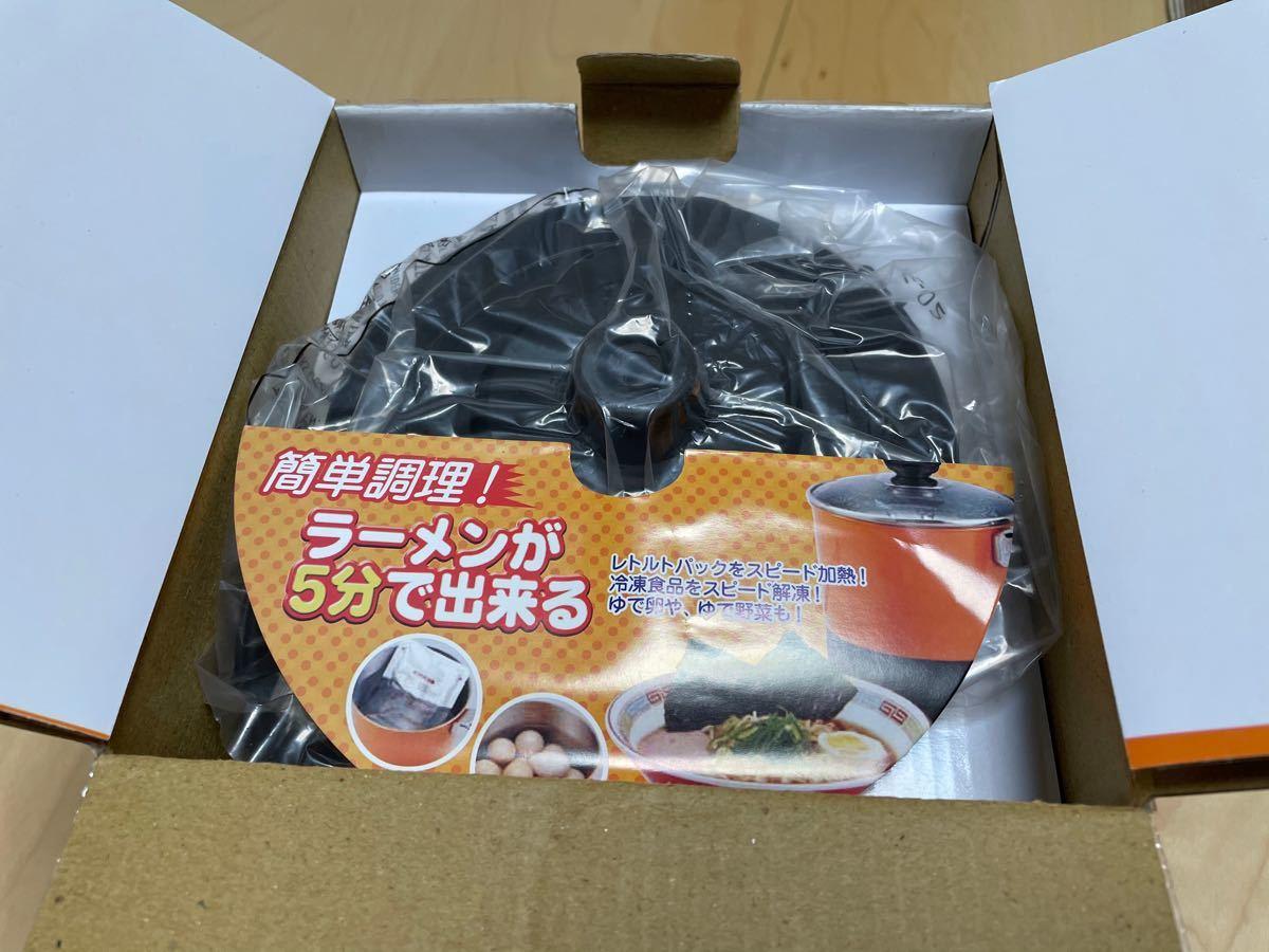 ケトルタイプ 電気式 らーめん鍋 FD-1600