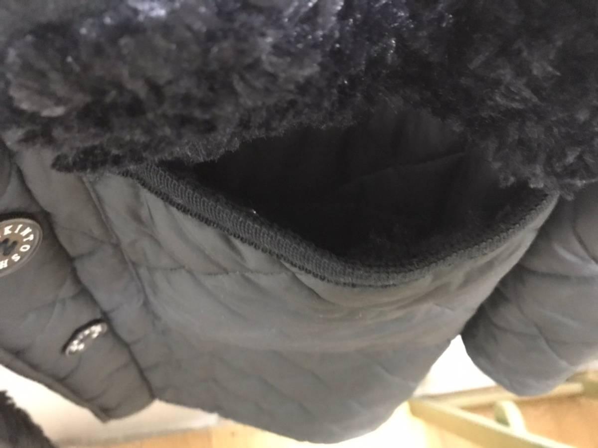マッキントッシュ キルティング コート サイズ 34 ロングコート_画像5