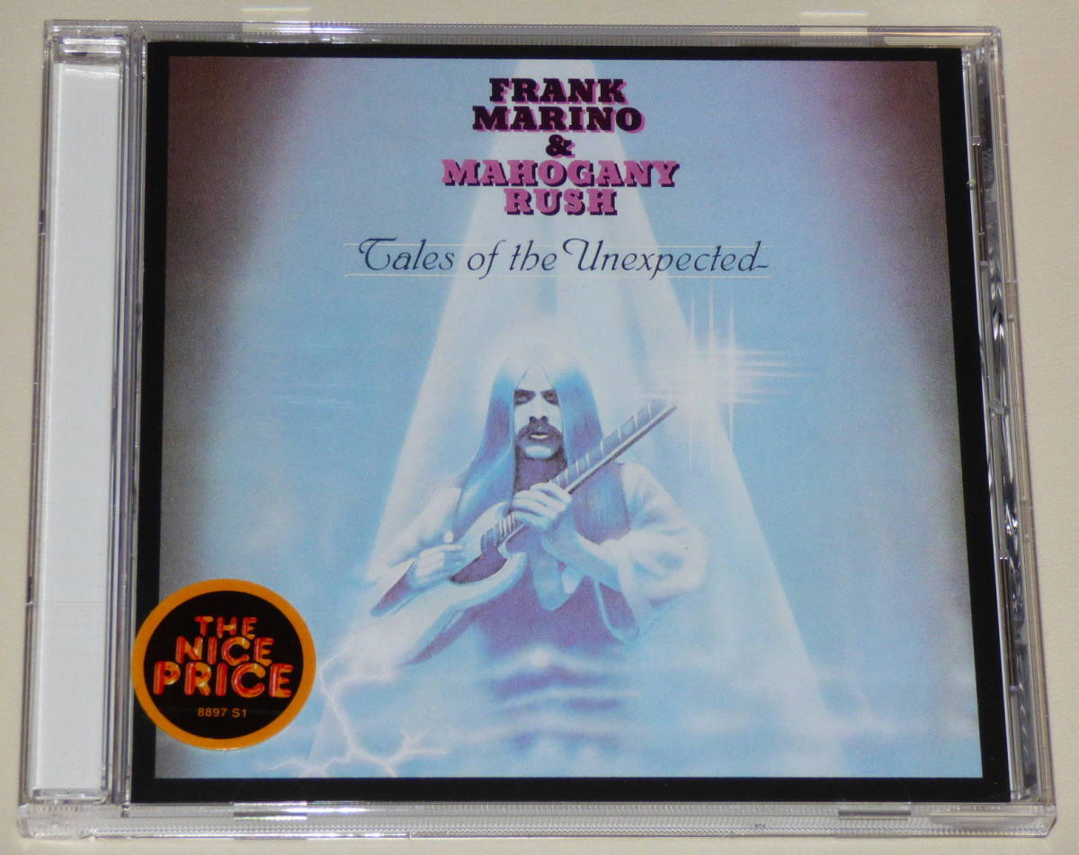 Frank Marino「Tales of the Unexpected」