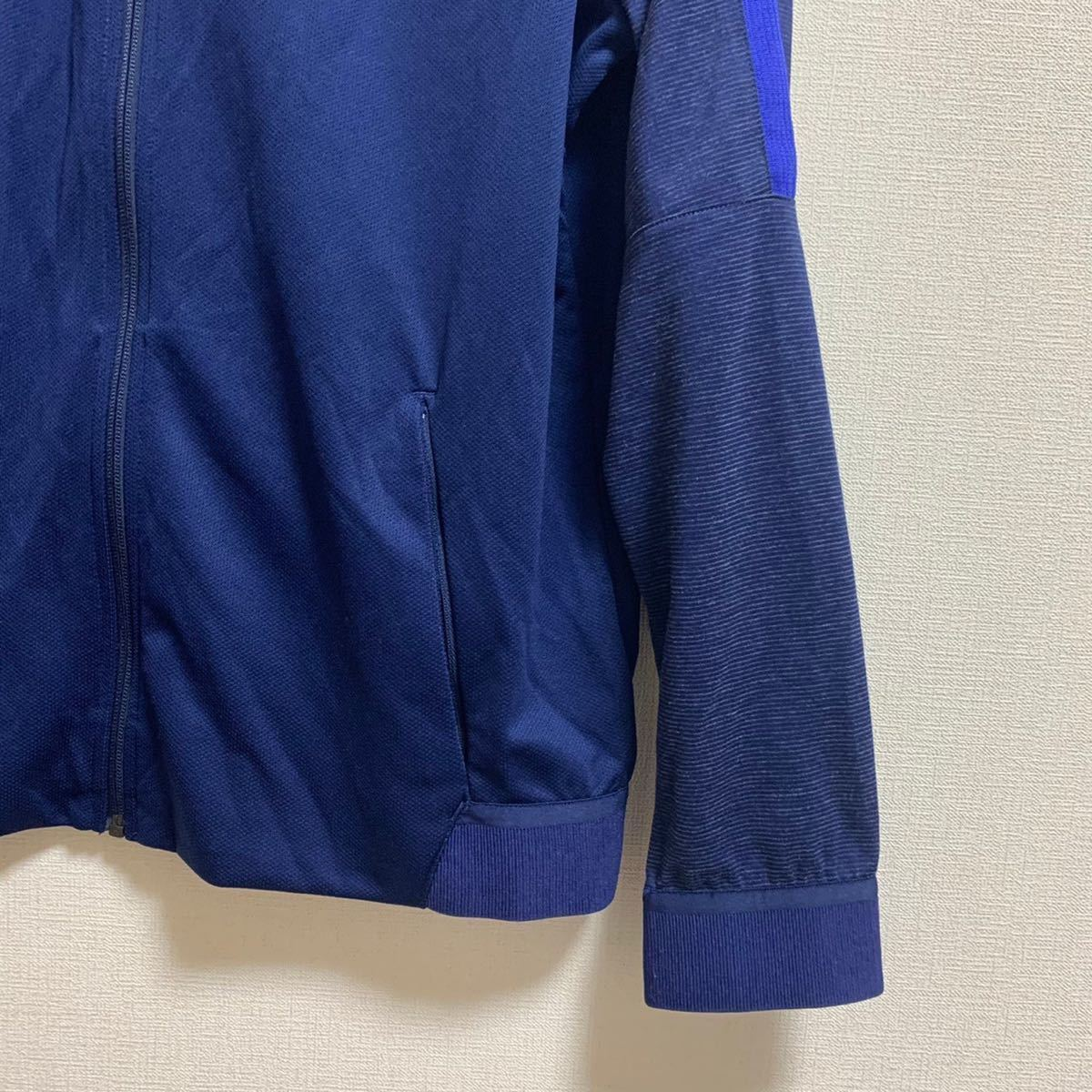 【XXL】NIKE トラックジャケット ネイビー ナイキ トレーニングウェア スポーツウェア ランニングウェア 部活