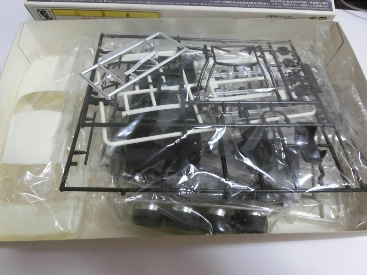 ☆処分☆ アオシマ 1/24 リーボック スカイライン R32 GT-R_画像2