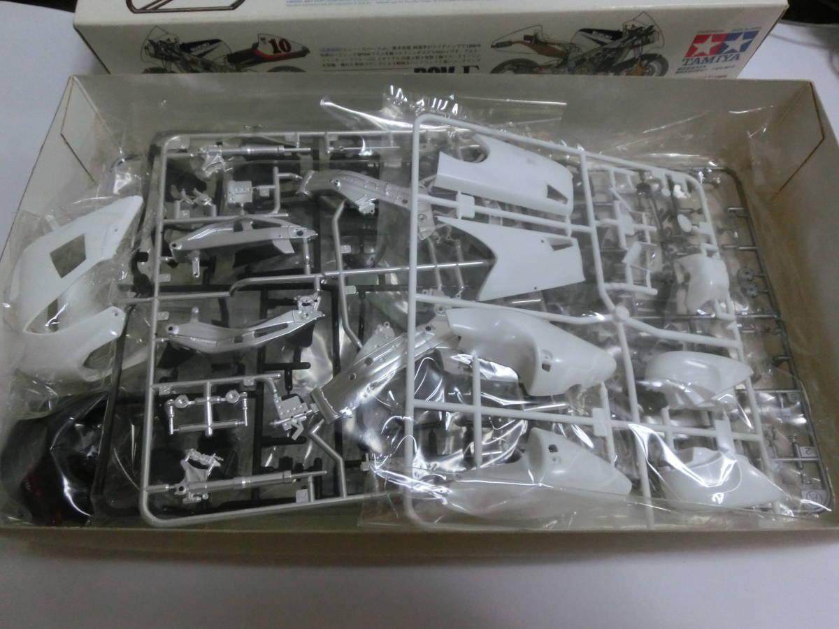☆処分☆ タミヤ 1/12 スズキ RGV-γ_画像2