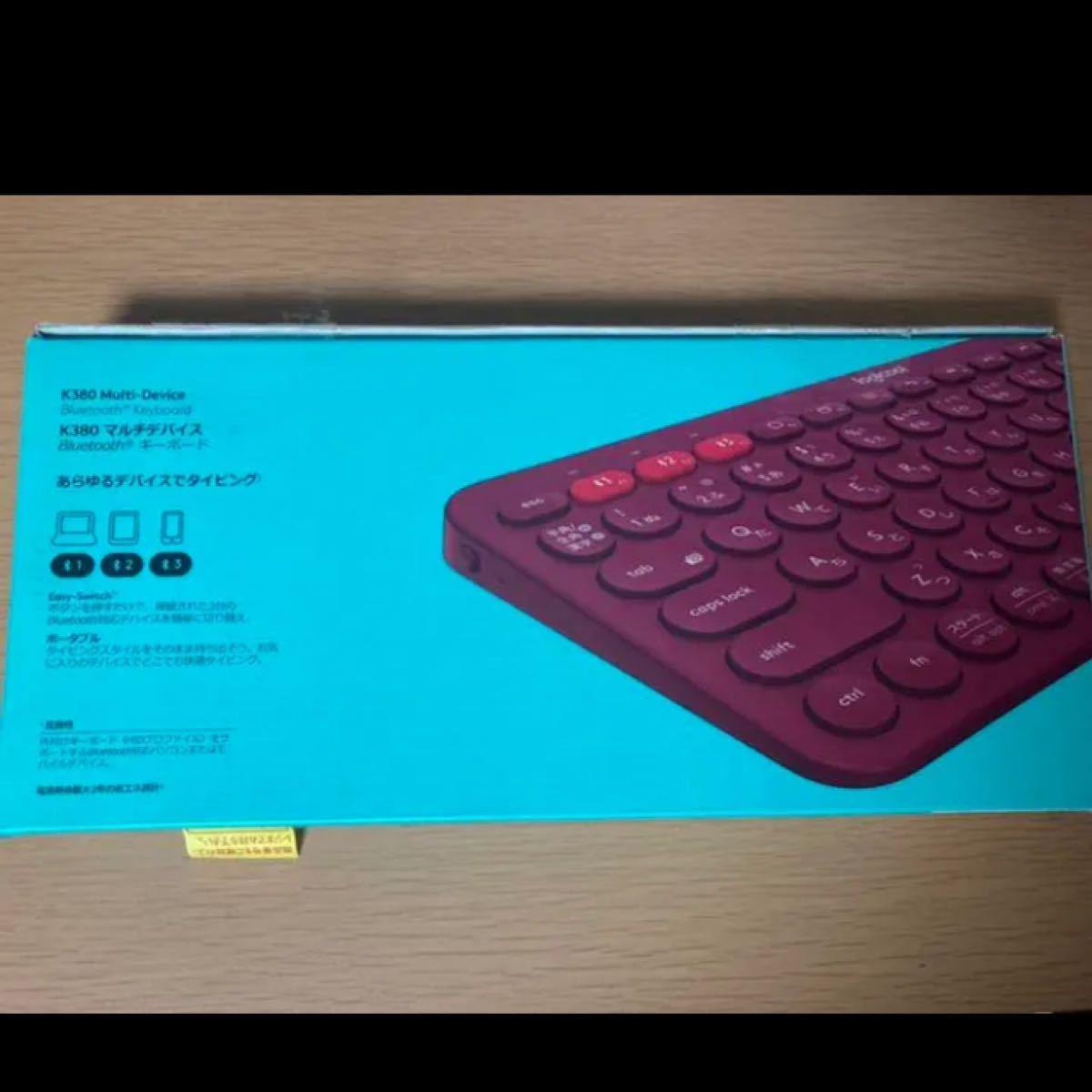Logicool ロジクール Bluetoothキーボード Keyboard