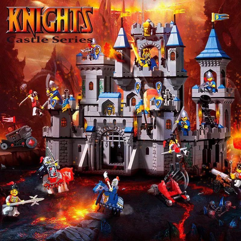 レゴ互換 ライオン城_画像1