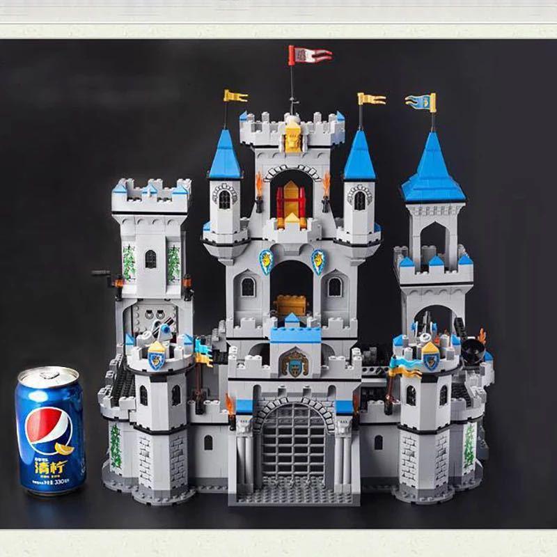 レゴ互換 ライオン城_画像5