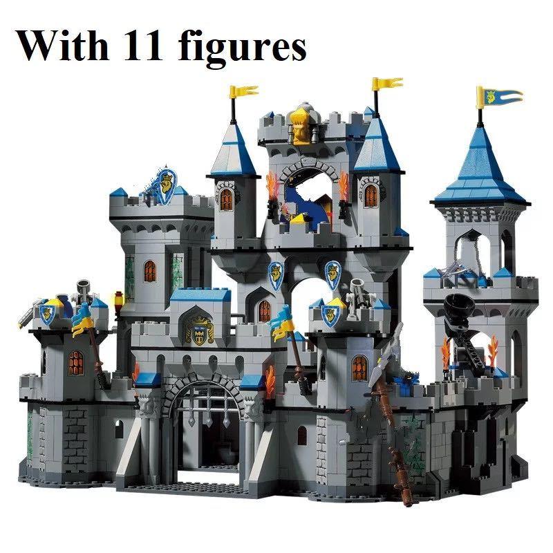 レゴ互換 ライオン城_画像3