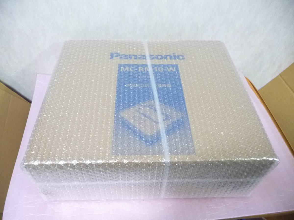 ★新品未開封 Panasonic パナソニック 床拭きロボット掃除機 Rollan(ローラン) MC-RM10-W [ ホワイト]_画像9