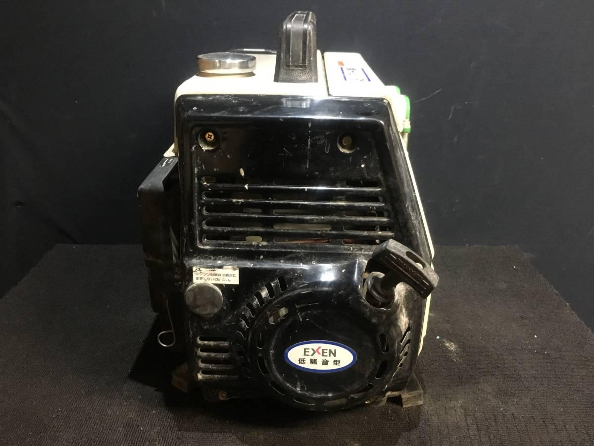 ジャンク品・ジャンク扱い HAG111MH EXEN 48Vバイブレータ専用 発電機_画像8