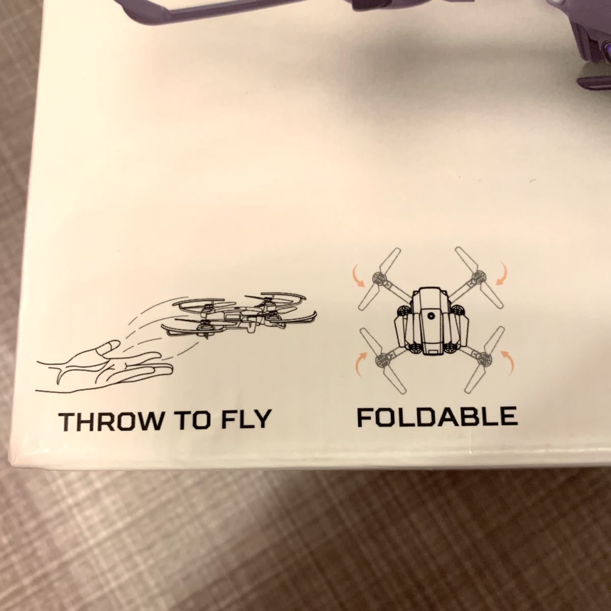 【底値】ドローン 折り畳み式 小型 ミニ ラジコン トイドローン
