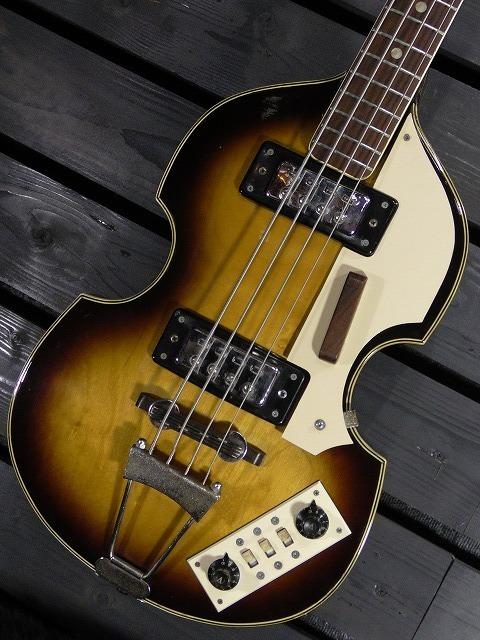 ■値引き可■整備品■下取OK!!★Greco グレコ VB-300 Violin Bass バイオリンベース!ビンテージ! G1B19898