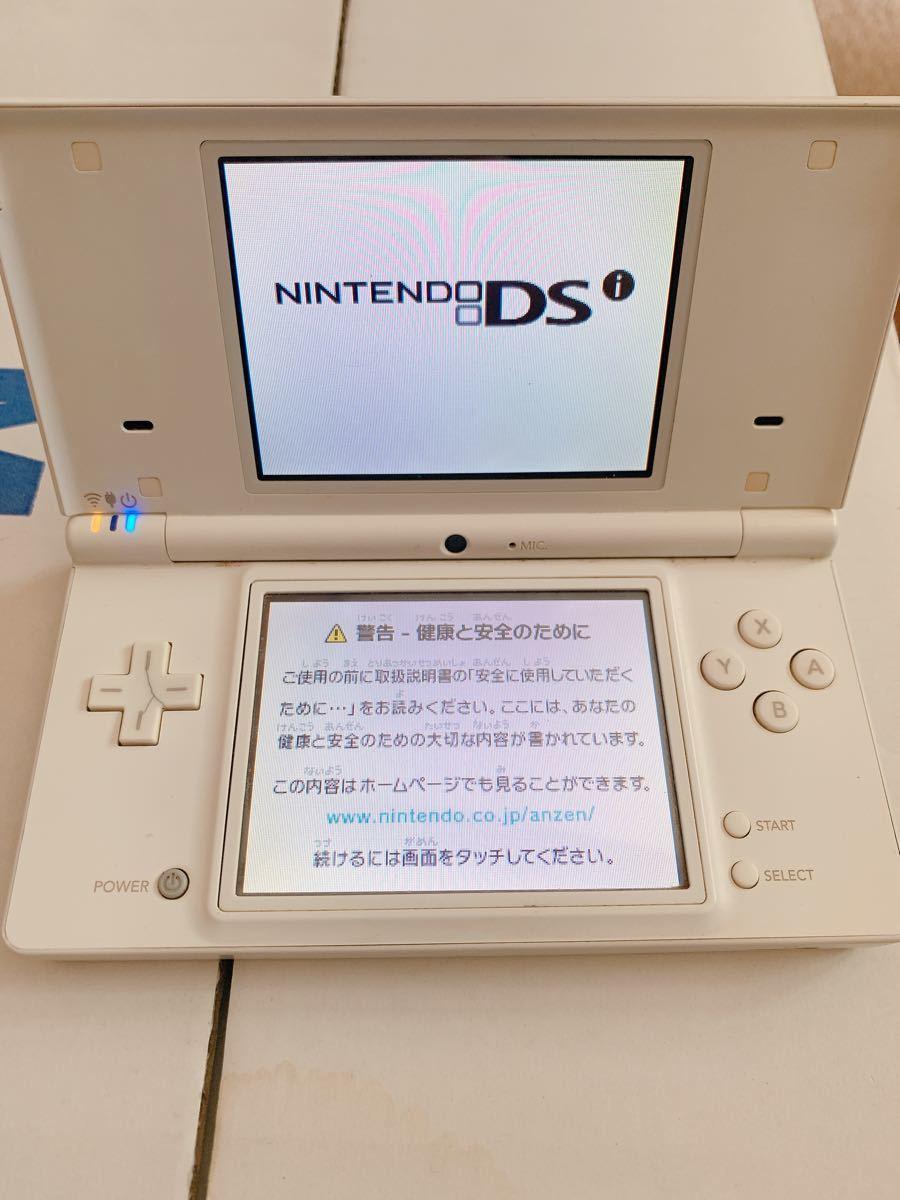 任天堂 ニンテンドーDSi ホワイト Nintendo  どうぶつの森