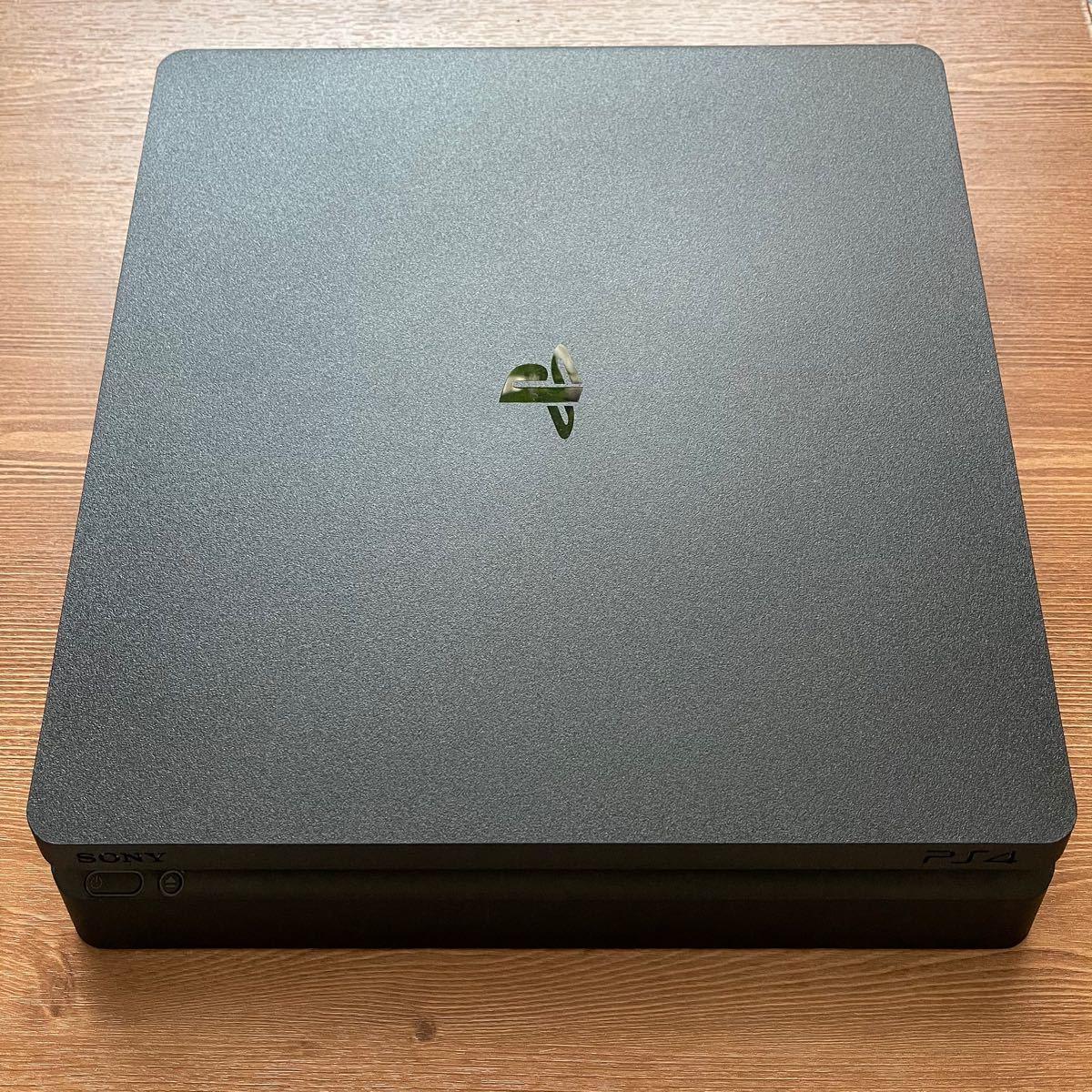 プレイステーション4 PS4 HDD 500GB ジェット・ブラック CUH-2000AB01 本体