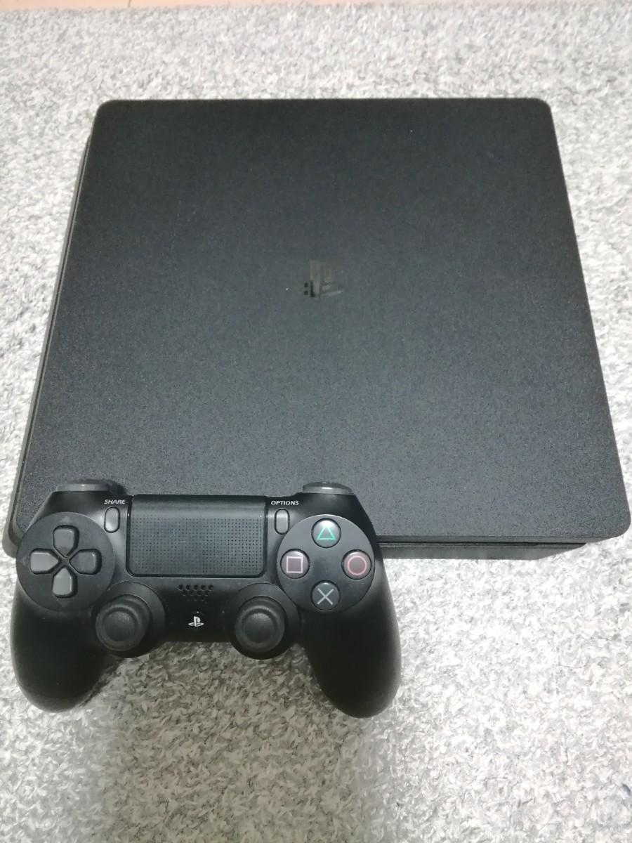 PS4本体  PlayStation4 ジェット・ブラック CUH-2000B  1TB!!