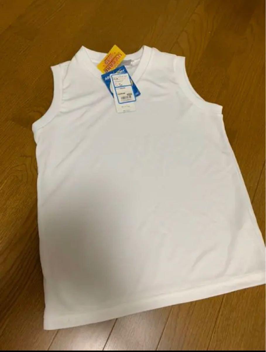 タンクトップ ランニングシャツ140cm