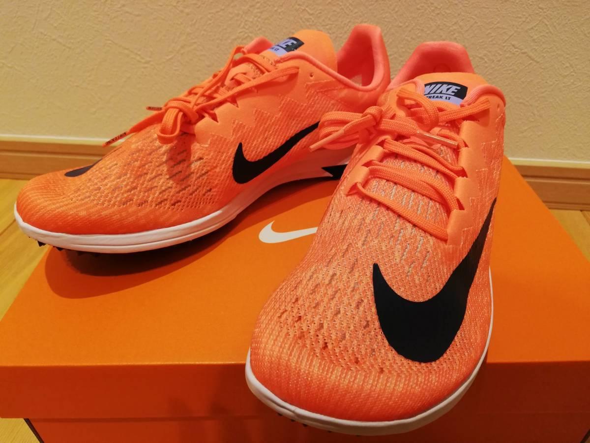 【26cm】Nike Zoom Spike Flat ハイブリッドスパイク Zoom Streak LT4 + Matumbo ドラゴンフライ dragonfly