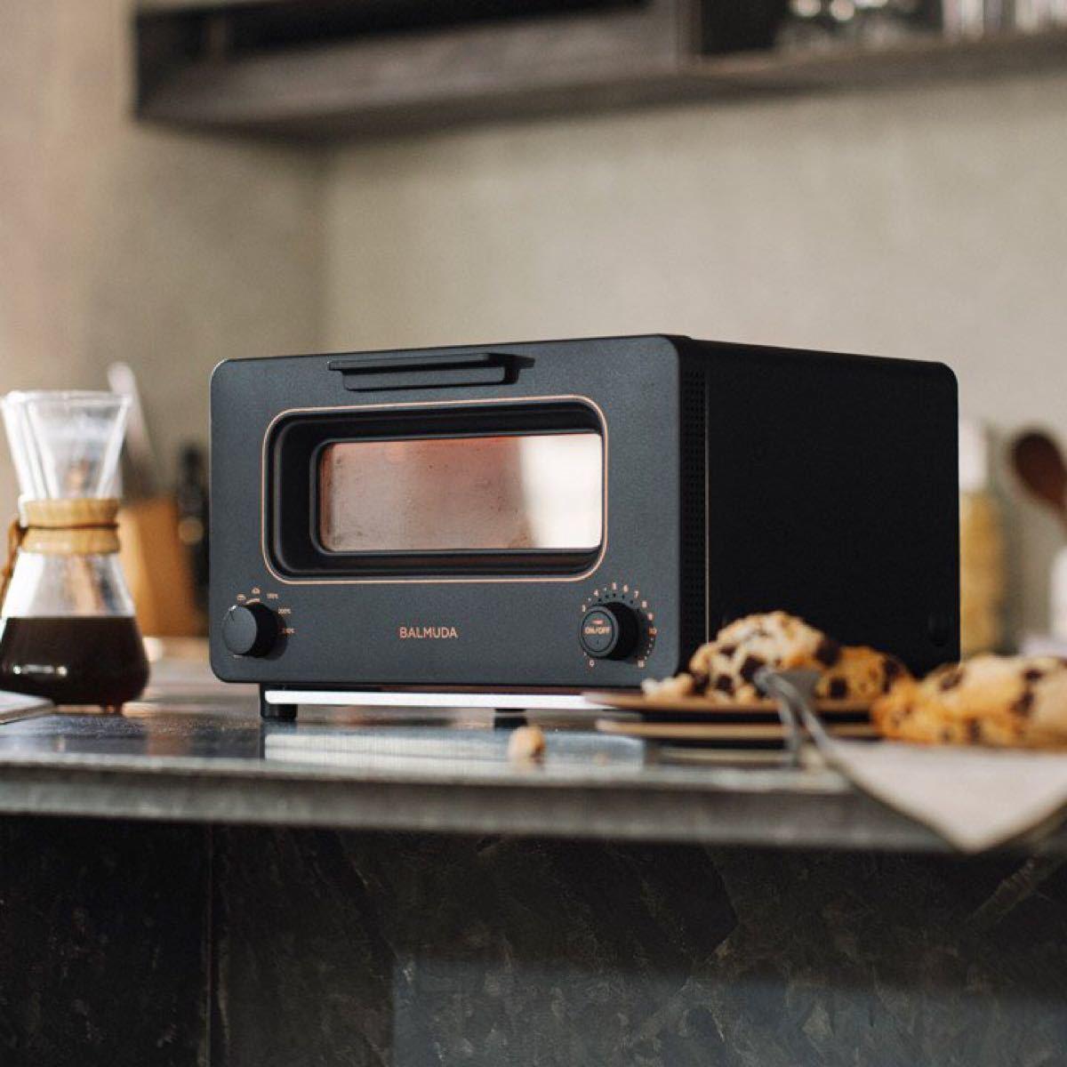 BALMUDA The Toaster  K05A-BK (新品未使用)