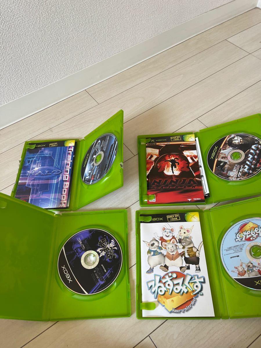 Xbox ソフトまとめ売り 4本