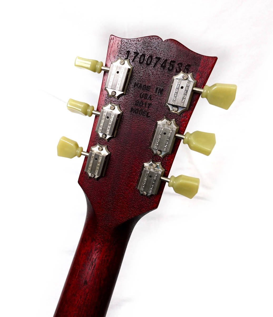 Gibson USA SG Special 2017 T Satin Cherry 中古美品_画像5