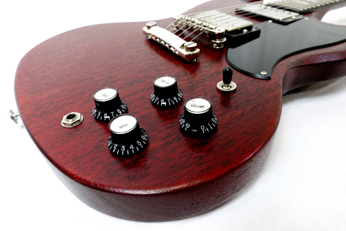 Gibson USA SG Special 2017 T Satin Cherry 中古美品_画像8