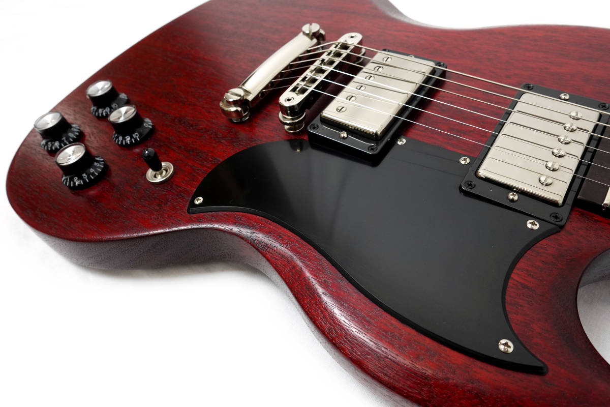 Gibson USA SG Special 2017 T Satin Cherry 中古美品_画像2
