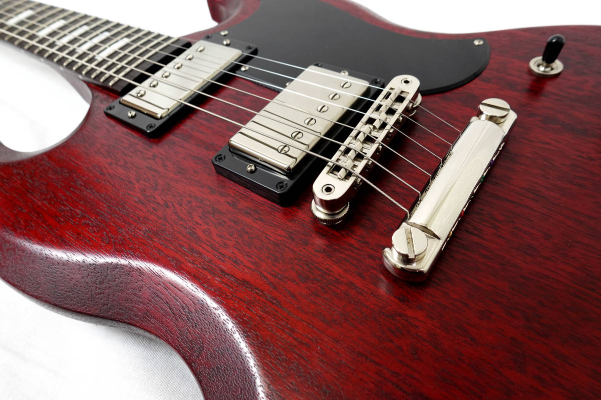 Gibson USA SG Special 2017 T Satin Cherry 中古美品_画像7