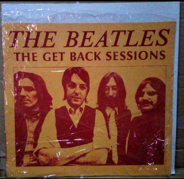 THE BEATLES THE GET BACK SESSIONS ビートルズ