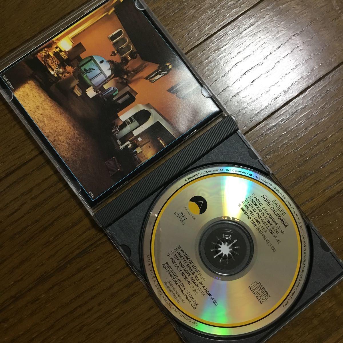 【輸入盤】 Hotel California/イーグルス