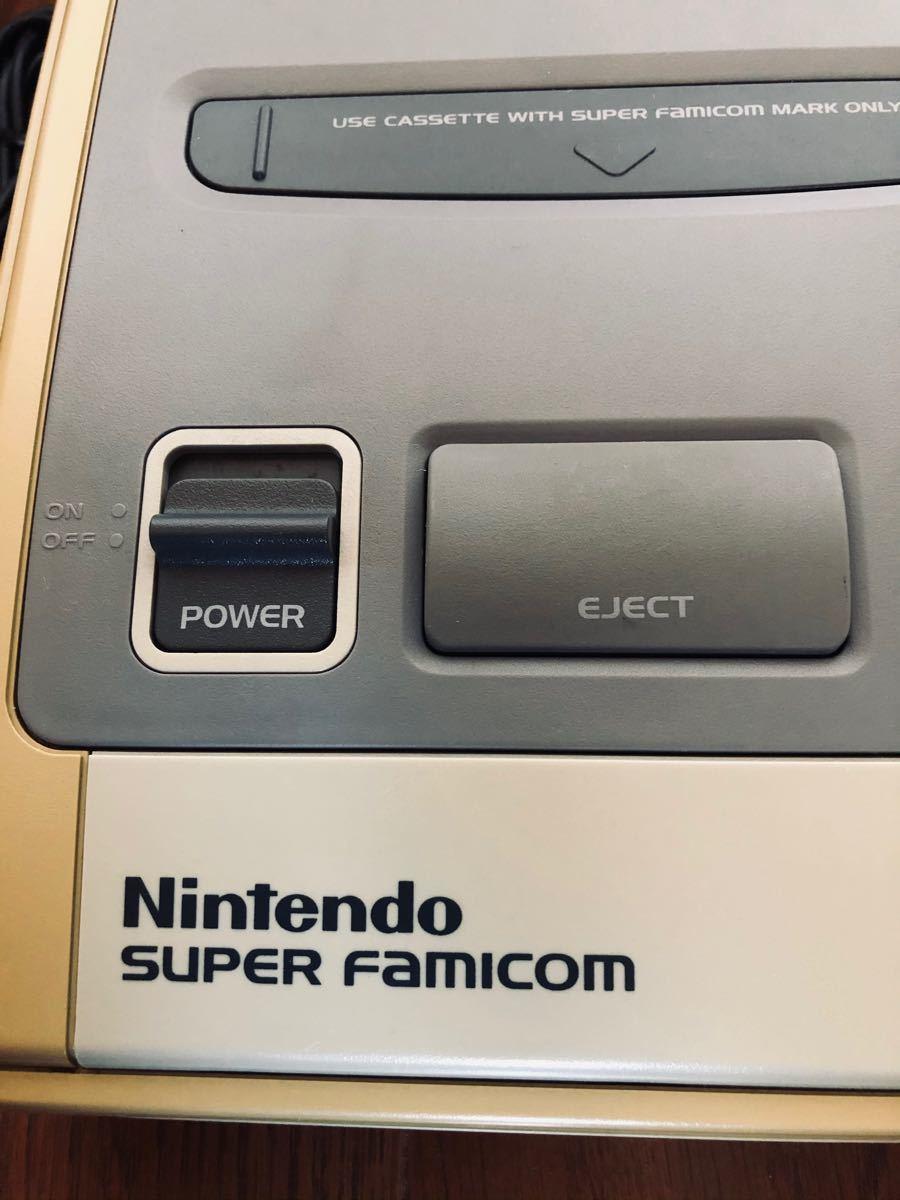 スーパーファミコン本体のみ