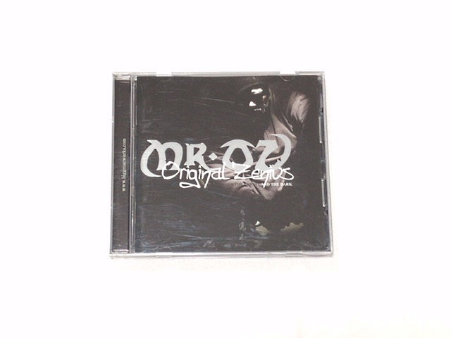 Mr.OZ / Original Zenius Between the bright and the dark