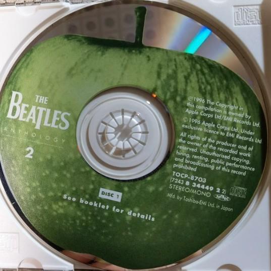 THE BEATLES ANTHOLOGY 2 CD二枚組