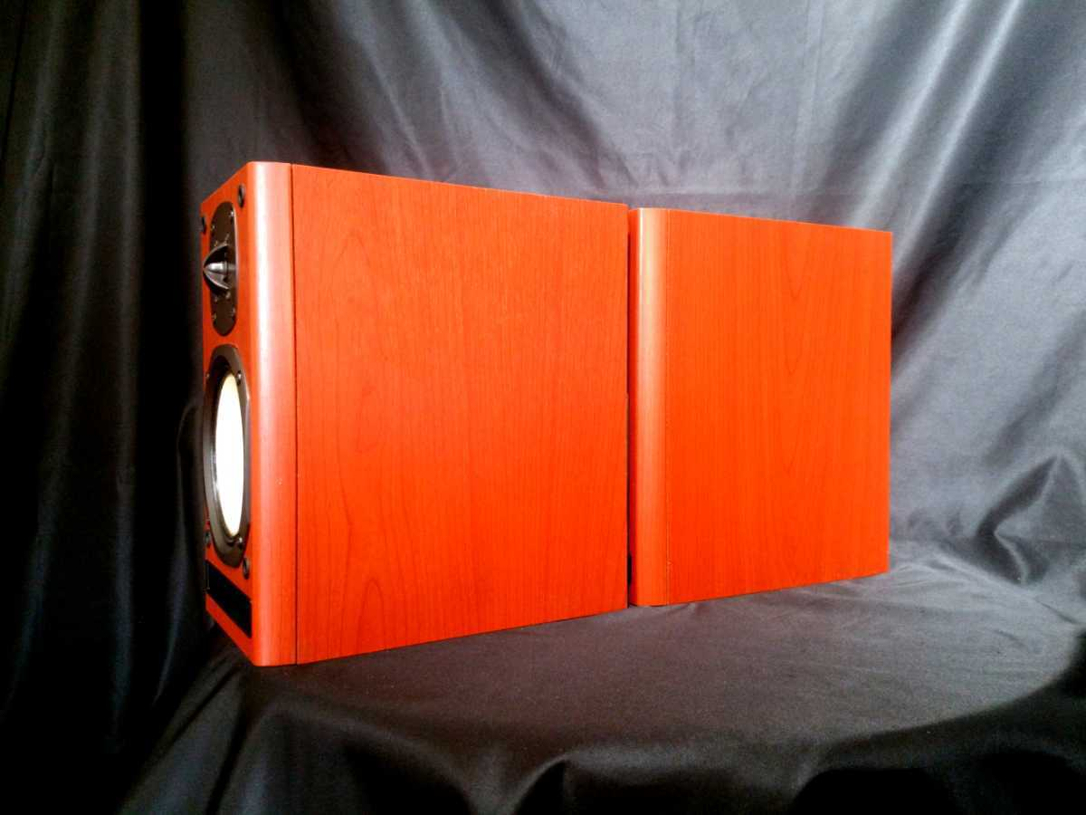 ONKYO D-N7NX オンキョー高音質2wayスピーカー◆除菌クリーニング品◆最高級艶出しWAX処理【音出し良好】_画像7