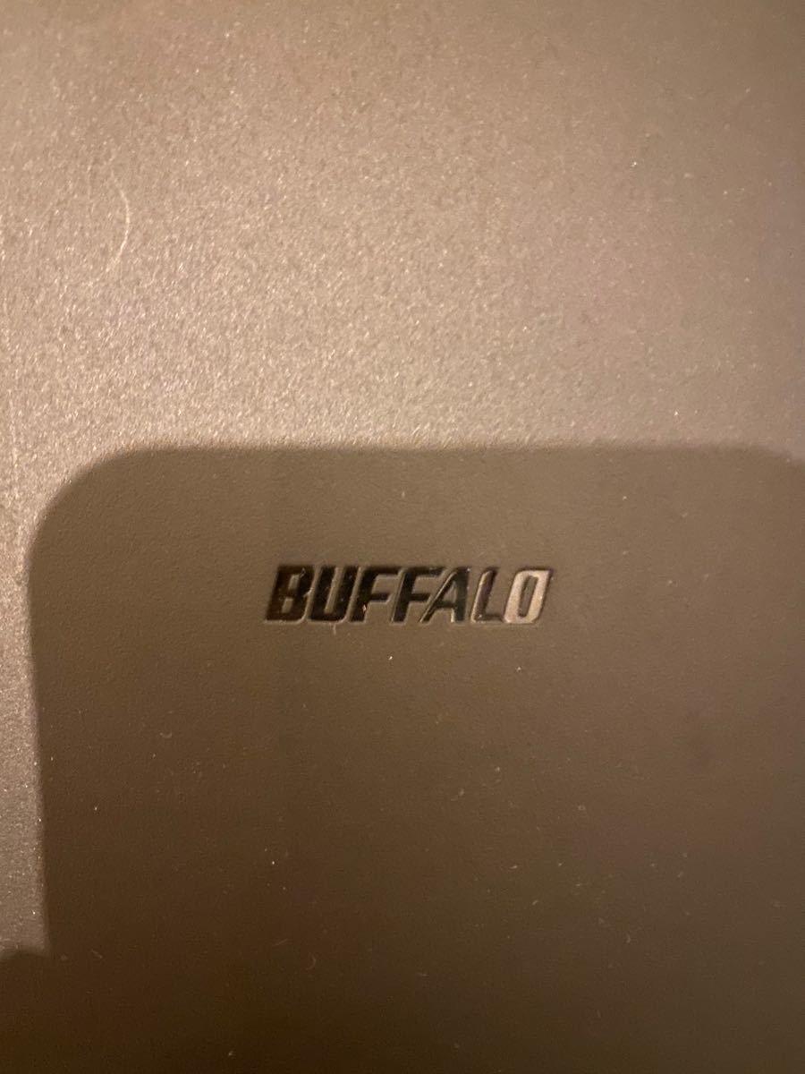 BUFFALO無線LANルーター モデル(WHR-1166DHP2)