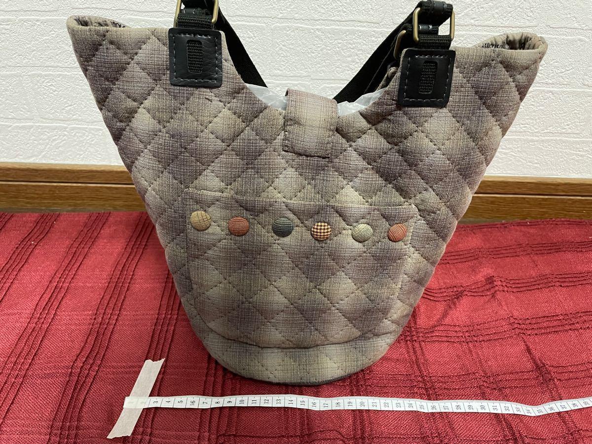 ハンドメイド パッチワーク ハンドバッグ