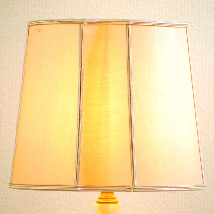 #2733bスタンド照明本物アンティーク照明1950年フランス原産テーブルランプ1灯本体オニキスPSE表示品PL保険付_画像2