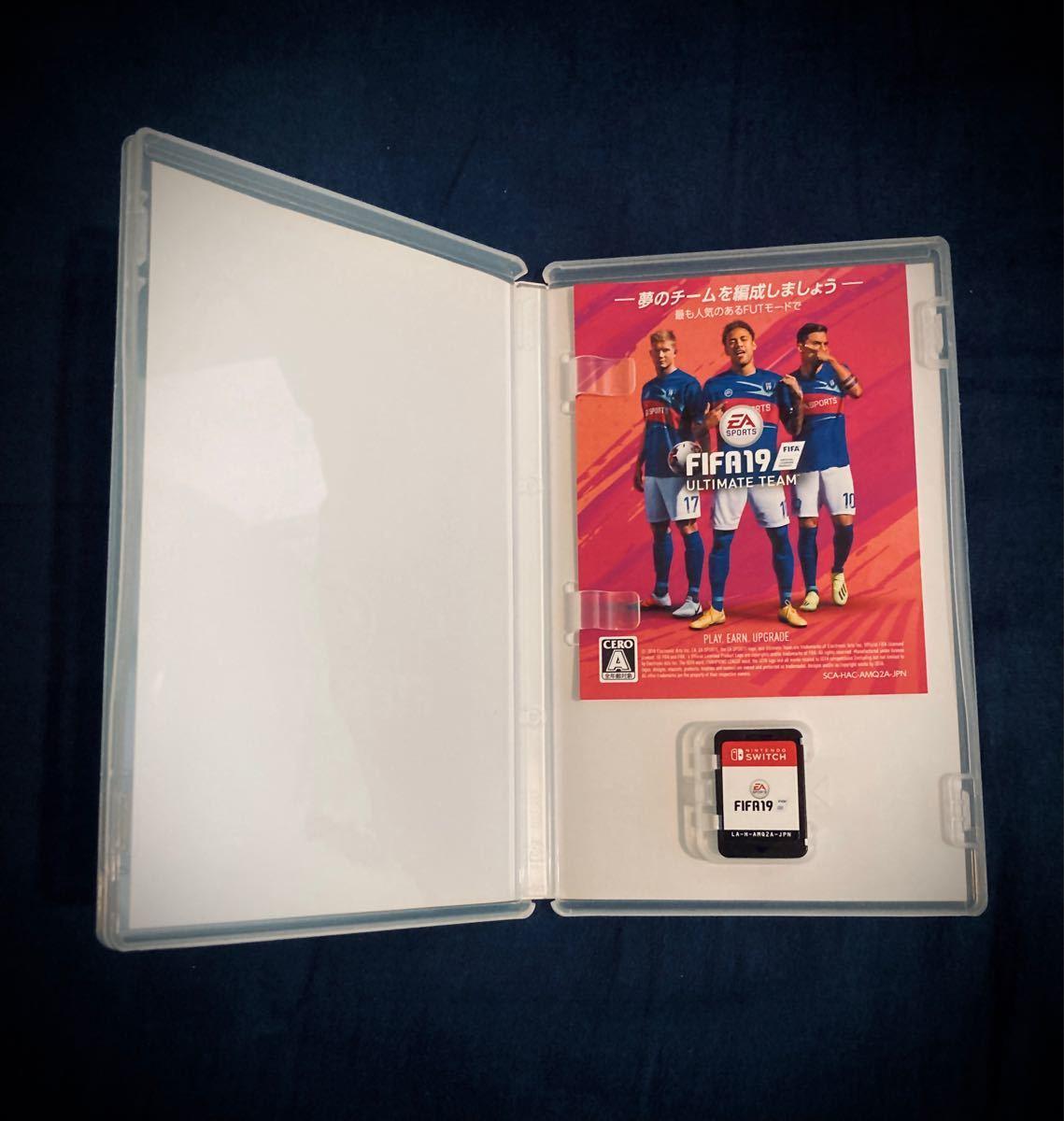 【Switch】 FIFA 19 [EA BEST HITS]
