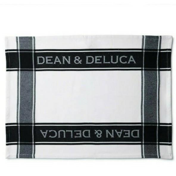 ディーンアンドデルーカ キャセロール ブラック Lサイズ  ティータオル ブラック ディーン&デルーカ