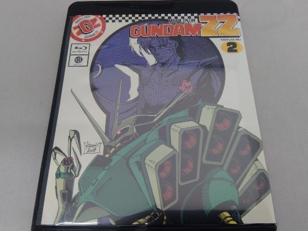 機動戦士ガンダムZZ メモリアルボックス Part.Ⅰ(Blu-ray Disc)_画像4