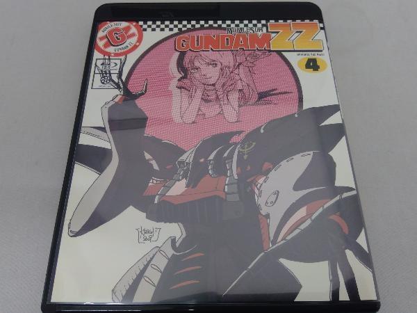 機動戦士ガンダムZZ メモリアルボックス Part.Ⅰ(Blu-ray Disc)_画像6