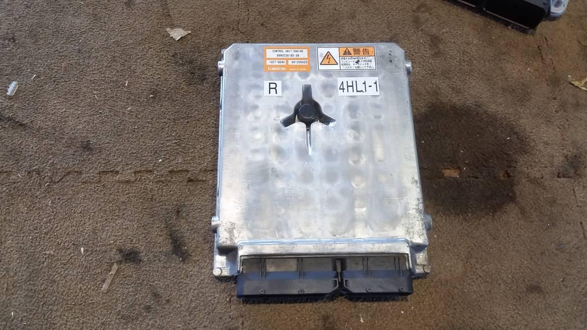 ISUZU Isuzu Elf 4HL1 engine computer - unit R3-2-2