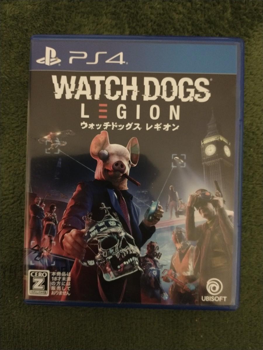 PS4用 ウォッチドッグスレギオン