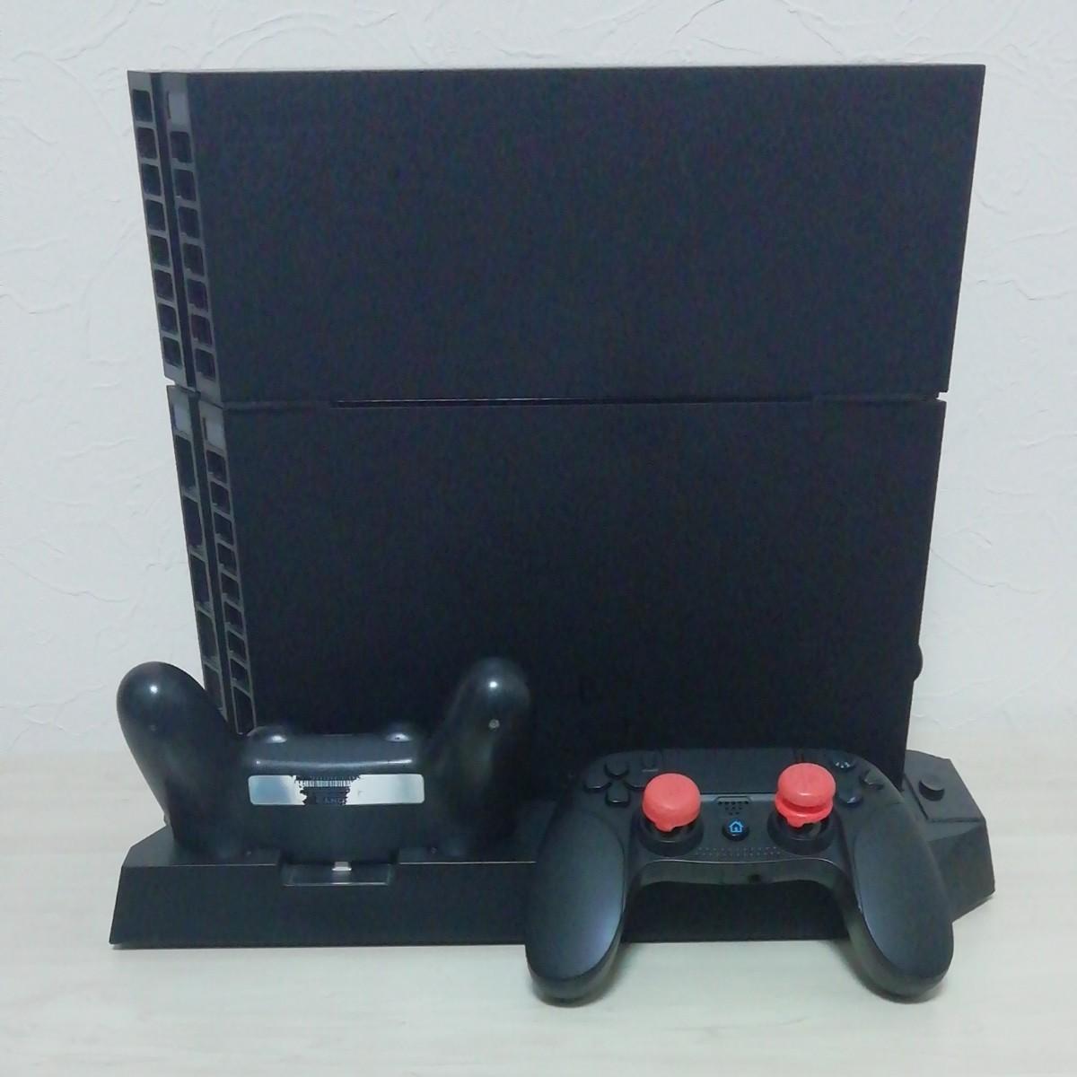 SONY PS4 cuh-1000a  ゲーミングヘッドセット ワイアレスジョイスティック