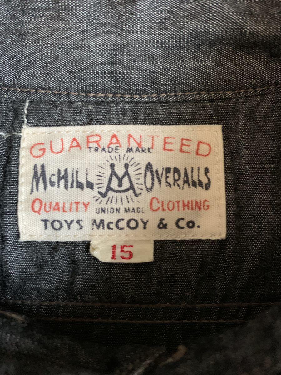 トイズマッコイ TOYS McCOY スーベニアシャツ スカシャツ _画像7