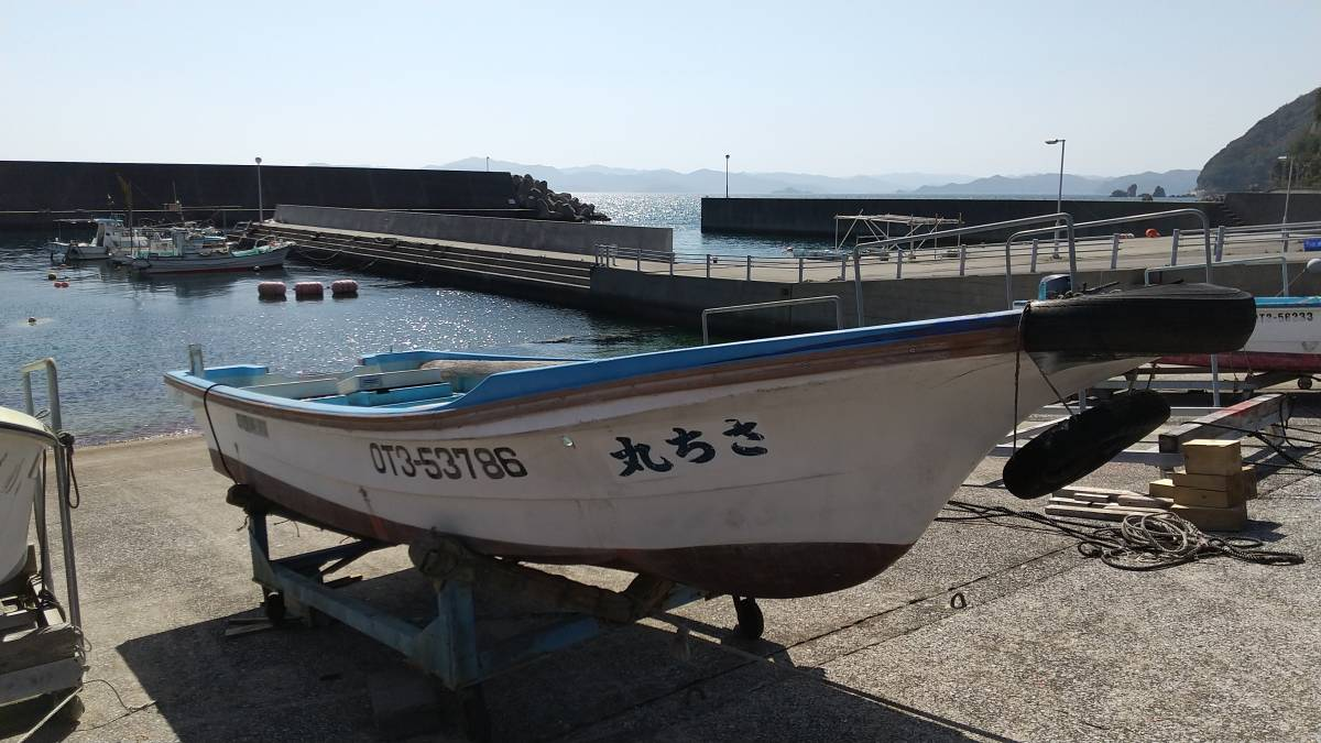 「漁船 ライフジャケット・太綱付き 一本釣り漁業」の画像2