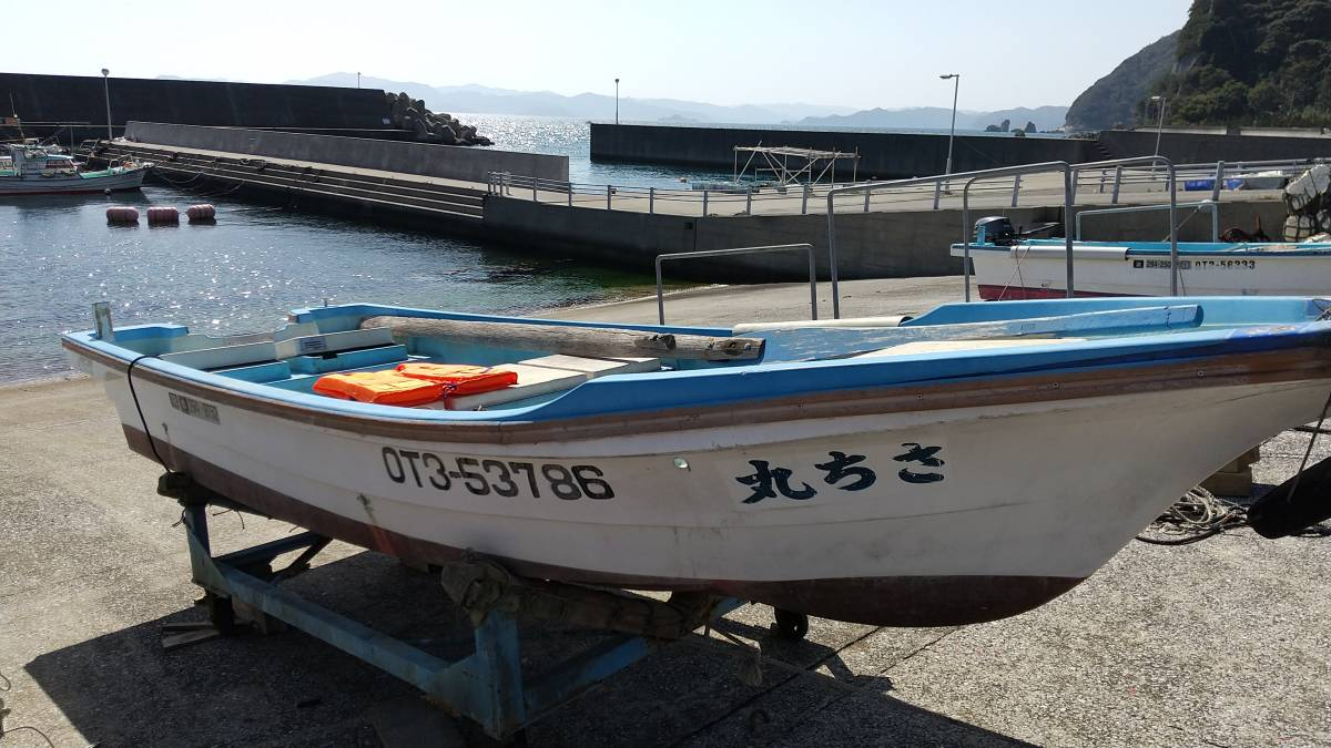 「漁船 ライフジャケット・太綱付き 一本釣り漁業」の画像3